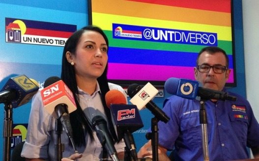 Partido político (UNT) presentó un proyecto de Ley contra la violencia por orientación sexual