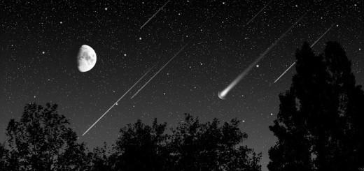 No se lo pierda: una espectacular lluvia de meteoros iluminará el cielo este jueves | Imagen referencial