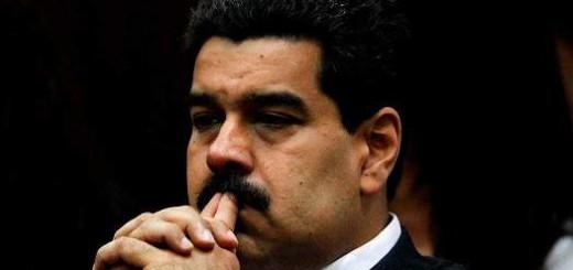 Presidente de Venezuela, Nicolás Maduro   Foto: Archivo