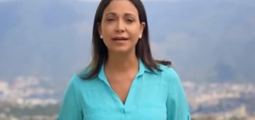 Líder opositora, María Corina Machado|Foto: archivo