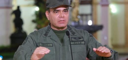 Ministro para la Defensa, Vladimir Padrino López