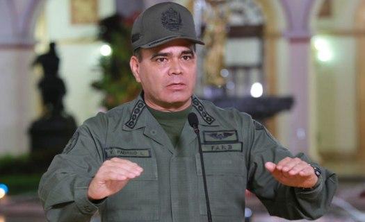 Ministro para la Defensa, Vladimir Padrino López | Foto: Archivo