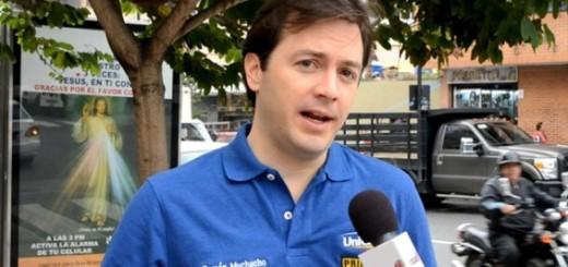 Ramón Muchacho, Alcalde de municipio Chacao