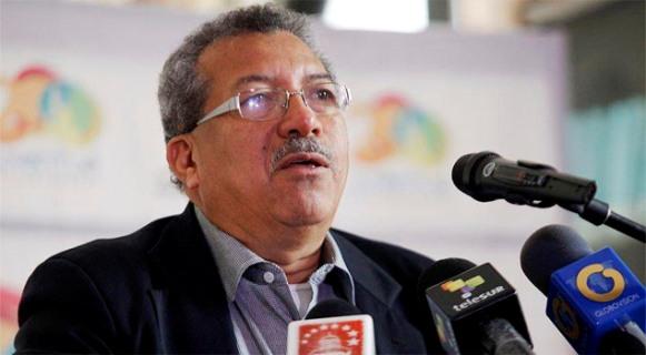 Saúl Ortega, Candidato lista del Psuv por el estado Carabobo / Foto: Archivo