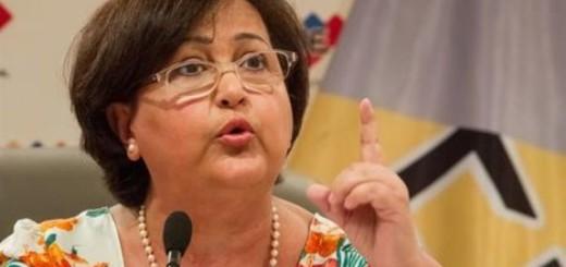 La presidenta del Consejo Nacional Electoral (CNE), Tibisay Lucena|Foto: archivo