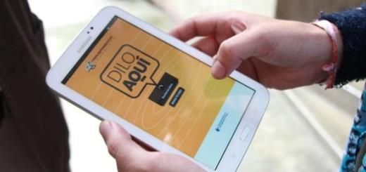 Transparencia Venezuela y su aplicación móvil ''Dilo Aquí''