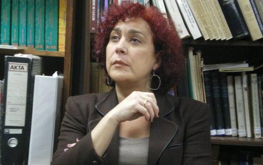 Diputada Tamara Adrián/ Foto: Archivo