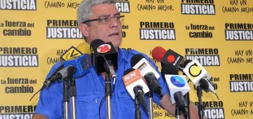 Alfonso Marquina, Diputado a la Asamblea Nacional (AN) por la MUD