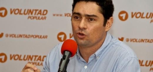 Carlos Vecchio, dirigente opositor en el exilio| Foto: Cortesia