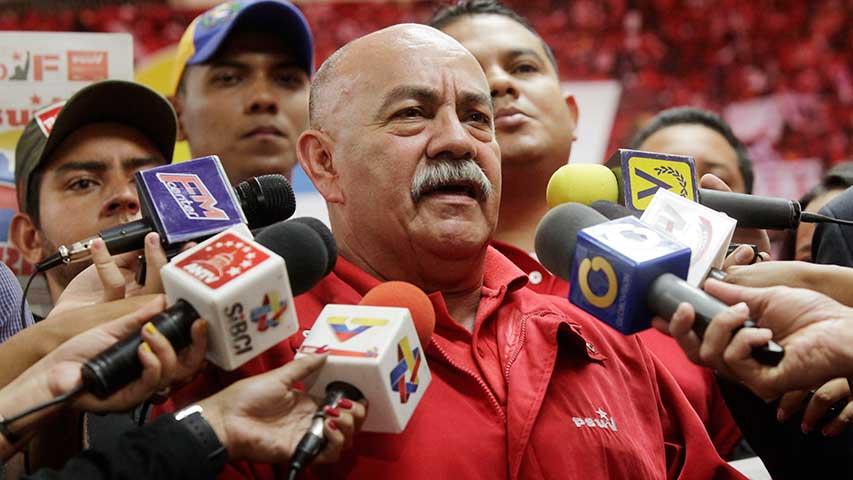 Diputado Darío Vivas. Foto: AVN
