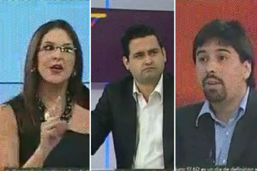 Entrevista de VTV al candidato opositor, Freddy Guevara