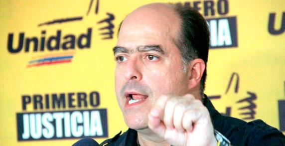Julio Borges | Foto: Archivo