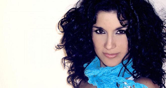 Karina, cantante venezolana |Foto referencia