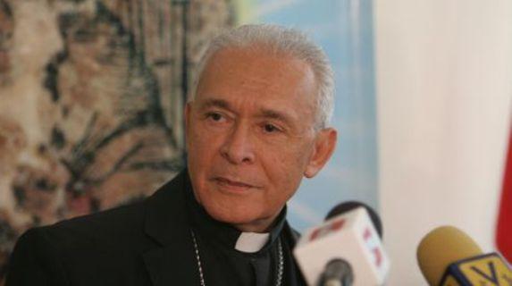 Monseñor Diego Padrón | Foto: Archivo