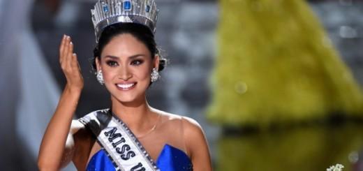 Pia Alonzo Wurztbach, Miss Universo 2015