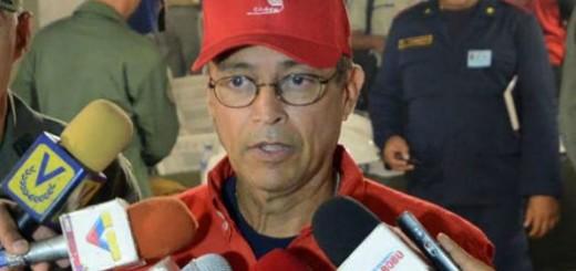 Luis Motta Dominguez, Ministro de Energía Eléctrica | Foto: Archivo