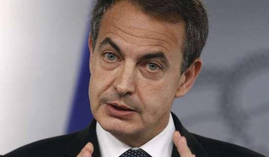 Rodríguez Zapatero, expresidente de España
