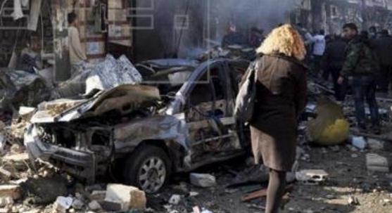 Al menos 16 muertos en un doble atentado en el noreste de Siria
