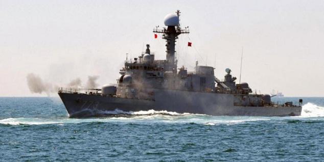 Corea del Sur abre fuego de advertencia a un barco chino