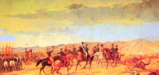 Hoy se celebran 191 años de la batalla de Ayacucho