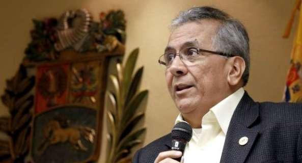Rodrigo Cabeza, Diputado al Parlatino por el Partido Socialista Unido de Venezuela (Psuv)