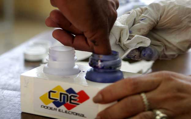 CNE no usará tinta indeleble en las elecciones regionales | Imagen referencial