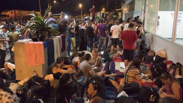 Costa Rica no dará más visas a emigrantes cubanos