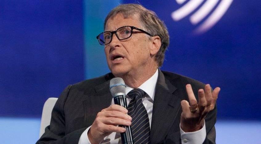 Bill Gates|Foto: archivo