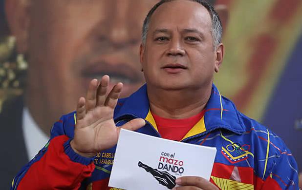 Diosdado Cabello | VTV