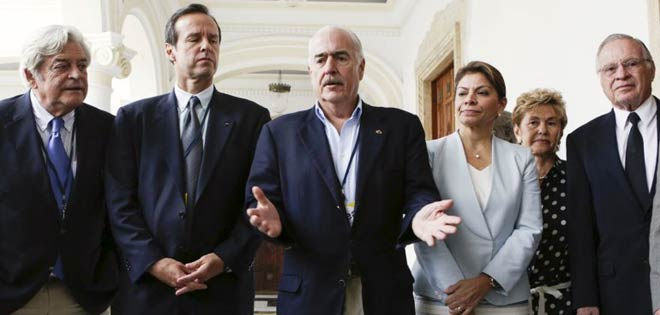 Expresidentes latinoamericanos no pudieron visitar a Ledezma