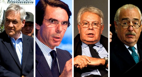 Ex-presidentes hacen llamado a la OEA, Mercosur y UE por impugnación de diputados