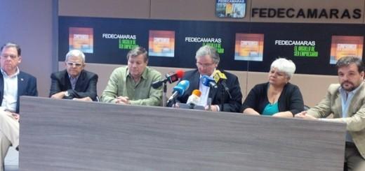 Crédito: Prensa Fedecámaras