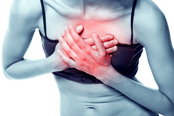 Los síntomas del infarto de miocardio son diferentes en mujeres y hombres, y pueden llegar a atribuirse a otras causas o confundirse con otras patologías, por lo que es muy importante prestarles atención.