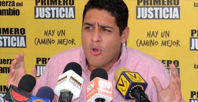 Diputado de la MUD Manuel Olivares / Foto: Archivo