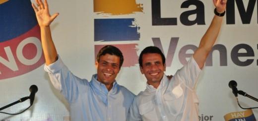 Leopoldo López y Capriles