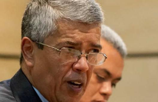 Luis Barragan, Diputado reelecto (suplente) por Aragua