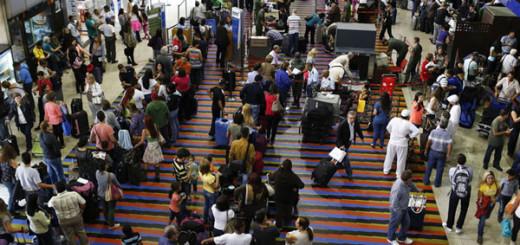 Aeropuerto de Maiquetía|Foto: Archivo