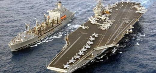 EE.UU. planea enviar un portaaviones nuclear a la costa surcoreana