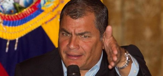 El presidente de Ecuador, Rafael Correa|Foto: Archivo