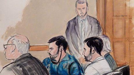 Suspenden lectura de sentencia de los sobrinos Flores | Foto: AP