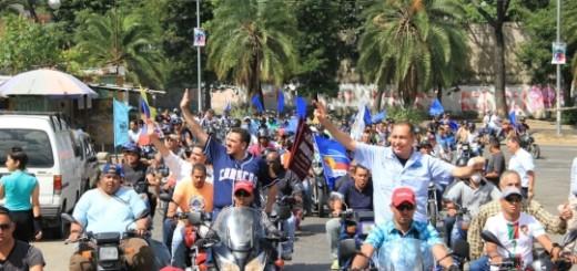 """El régimen no puede seguir convirtiendo a Venezuela en un ring de boxeo, la prioridad es resolver el tema económico""""."""