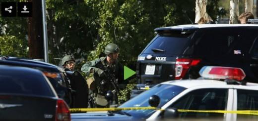 Caos y múltiples víctimas: todo sobre el tiroteo masivo en California
