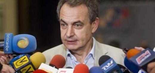 Nicolás Maduro, recibirá hoy al ex jefe del Gobierno español José Luis Rodríguez Zapatero