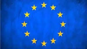 Bandera de Unión Europea