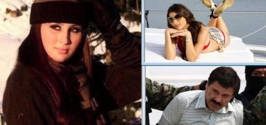 """Alejandrina Guzmán hija de """"El Chapo""""  tiene derechos sobre el seudónimo de su padre"""