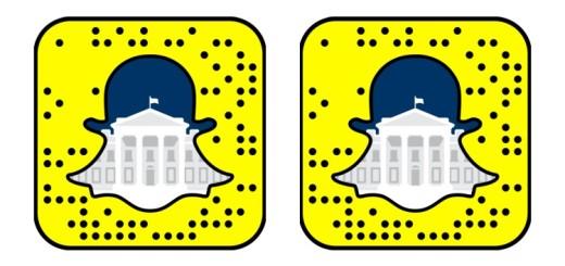 Casa Blanca en Snapchat