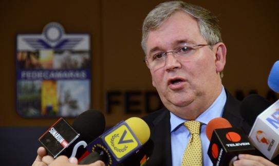 Presidente de Fedecámaras, Francisco Martínez | Foto: Archivo