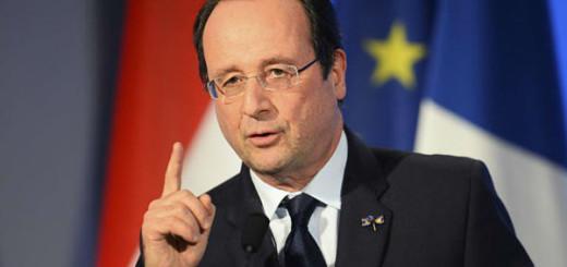 Francois Hollande presidente de Francia |Foto archivo