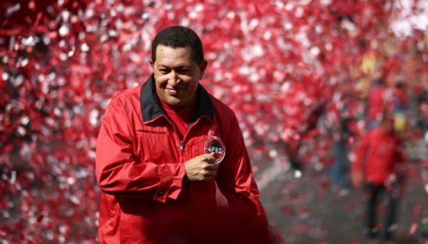 Hugo Rafael Chávez Frías, campaña presidencial 2012 |Foto cortesía