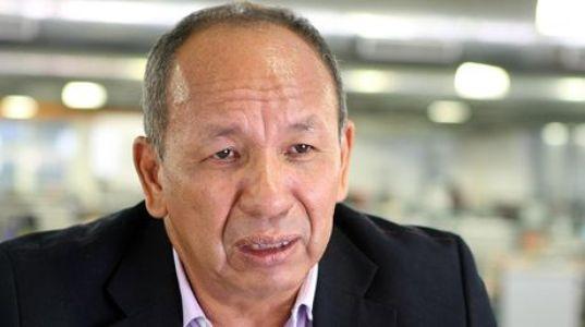 Liborio Guarulla, Gobernador del estado Amazonas | Foto: Archivo